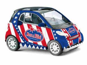 【送料無料】模型車 モデルカー スポーツカー ブッシュスマートフォーツーbusch 46203 smart fortwo 2012 merz amp; pilini 187 neu