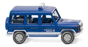 【送料無料】模型車 モデルカー スポーツカー ホスケールベンツwiking spur ho 069325 pkw mercedes benz gelndewagen thw ovp neu