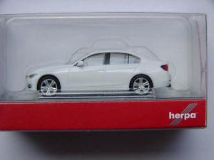 【送料無料】模型車 モデルカー スポーツカー シリーズセダンアルパインホワイトホワイトherpa 024976004 bmw 3er limousine alpinweiss weiss 187 neu