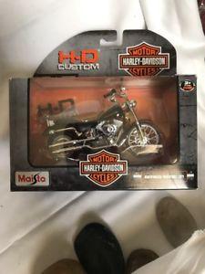 【送料無料】模型車 モデルカー スポーツカー カスタムハーレーダビッドソンモーターサイクルhd custom motor harleydavidson cycles