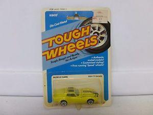 【送料無料】模型車 モデルカー スポーツカー タフホイールコルベット1980 kidco tough wheels muscle cars 1971 corvette 160