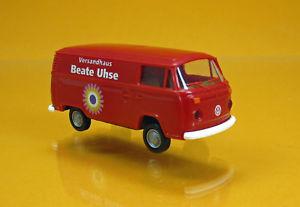 【送料無料】模型車 モデルカー スポーツカー フォルクスワーゲンフォルクスワーゲンボックススケールbrekina 33534 volkswagen vw t2 kasten beate uhse scale 1 87 neu ovp