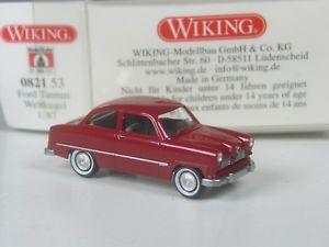 【送料無料】模型車 モデルカー スポーツカー クラスフォードモデルケルンsomoklasse wiking ford taunus weltkugel somo zur modellbahn 2010 in kln in ovp