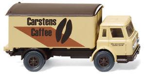【送料無料】模型車 モデルカー スポーツカー ハーベスターカルステンスwiking 044602 int harvester kerlkw carstens caffee 187