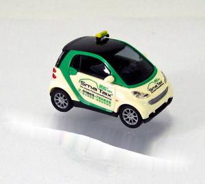 【送料無料】模型車 モデルカー スポーツカー ブッシュタクシースマートフォーツースケールbusch 46123 smart fortwo 07 taxi scale 1 87 neu ovp