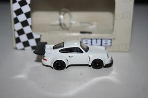 【送料無料】模型車 モデルカー スポーツカー ポルシェターボホワイトエディションbub 187 08555 porsche 911 rsr turbo, wei, edition 2011, ovp