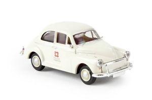 【送料無料】模型車 モデルカー スポーツカー モーリスマイナーイングリッシュヘリテージbrekina 15213 187 morris minor english heritage neu