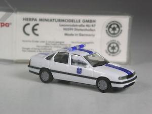 【送料無料】模型車 モデルカー スポーツカー ブリュッセルベルギーオペルベクトラselten herpa belgien opel vectra politie brssel in ovp