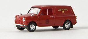 【送料無料】模型車 モデルカー スポーツカー オースチンミニヴァンロイヤルbrekina 15353 187 austin mini van royal mail td neu