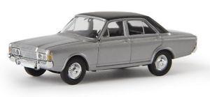 【送料無料】模型車 モデルカー スポーツカー フォードシルバーbrekina 19443  187 ford 26m p7b silber td neu