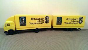 【送料無料】模型車 モデルカー スポーツカー トレーラーherpa mb ng 80 schmalbach hngerzug *vi52739