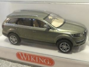 TOP Wiking Serienmodell Audi Q7 THW Lauf in OVP