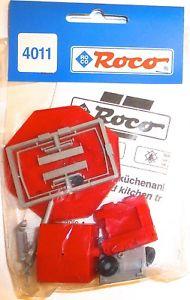 【送料無料】模型車 モデルカー スポーツカー フィールドキッチントレーラーフィールドキッチントレーラロコインfeldkche anhnger feuerwehr feldkchenanhnger roco 4011 h0 187 *