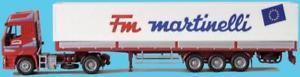 【送料無料】模型車 モデルカー スポーツカー トラックawm lkw iveco eurostar prsz martinelli