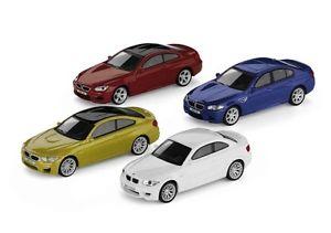 【送料無料】模型車 モデルカー スポーツカー ミニチュアコレクションセットモデルoriginal bmw m car collection 4er set miniatur 164 m modelle 80452365554