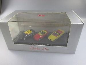 【送料無料】模型車 モデルカー スポーツカー カブリオレモデルherpabmw fahrspa 3  mit 3 cabriomodellen ssk14