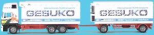 【送料無料】模型車 モデルカー スポーツカー トラックマンawm lkw man f2000 khlkhz gesuko