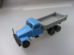 【送料無料】模型車 モデルカー スポーツカー モデルトラックプッシュespewe, ddr modell nr155 lkw pritsche schub55