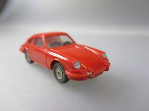 【送料無料】模型車 モデルカー スポーツカー ポルシェオレンジステアリングホイールwikingporsche 911, orangerot, eing lenkrad pkw22