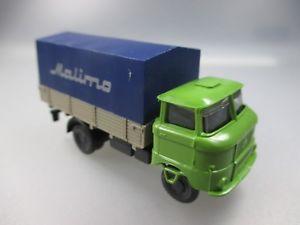 【送料無料】模型車 モデルカー スポーツカー ラックトラックモデルminicar espewe ifa w50 pritschenlkw malimo , ddr modell gk84
