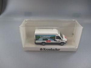 【送料無料】模型車 モデルカー スポーツカー モデルwiking werbemodell krombacher iveco daily gk101