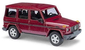 【送料無料】模型車 モデルカー スポーツカー ブッシュメルセデスbusch 51405 mercedes g 90 cmd rot:hokushin