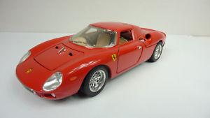 1//43 scale Tecnomodel Ferrari 365P GA 1968 Rosso Corsa T43-EX05A