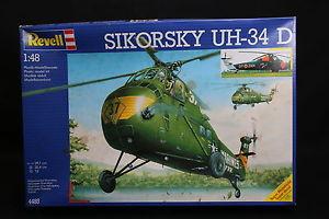 【送料無料】模型車 モデルカー スポーツカー xq 029 revell 148 maquette helicoptere 4485 sikorsky uh 34 d anneexq029 revell 148 maquette helicoptere 4485 sikorsky uh34