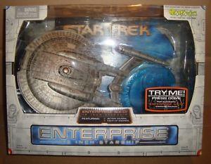【送料無料】模型車 モデルカー スポーツカー スタートレックエンタープライズインチタイプstar trek enterprise nx01 12 inch starship art asylum 2002