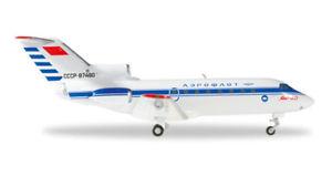 【送料無料】模型車 モデルカー スポーツカー ヤクアエロフロートherpa 557290 yakoviev yak400 aeroflot