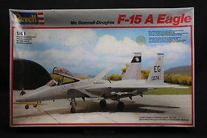 【送料無料】模型車 モデルカー スポーツカー イーグルxq019 revell 148 maquette avion 4541 mcdonnel douglas f15 eagle anne 1986