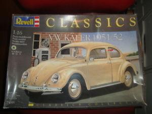 【送料無料】模型車 モデルカー スポーツカー モデルキットフォルクスワーゲンフォルクスワーゲンビートルビートルズリノrevell modello kit 116 07461 vw volkswagen kafer beatle maggiolino 195152