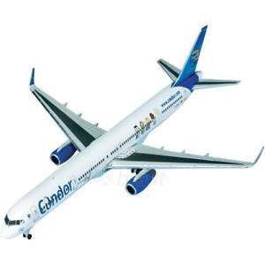 Condor 50 Jahre Boeing 757-300 1:200 B757 Modell Willi Wir lieben fliegen D-ABON