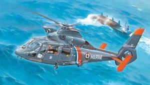 【送料無料】模型車 モデルカー スポーツカー ドルフィンヘリコプタープラスチックモデルキットタミヤas365n2 dolphin 2 helicopter 135 plastic model kit trumpeter