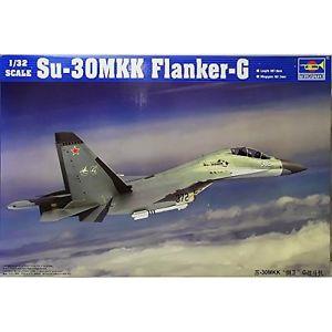 【送料無料】模型車 モデルカー スポーツカー ファイタープラスチックモデルキットタミヤsu30mkk flankerg fighter plastic kit 132 model trumpeter