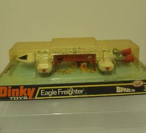 【送料無料】模型車 モデルカー スポーツカー イーグルジェリーアンダーソンスペースdinky 360 eagle freightergerry anderson space 1999