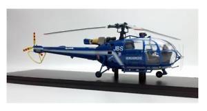 【送料無料】模型車 モデルカー スポーツカー maquette hlicoptre alouette 3 sa316 gendarmerie nationale 143