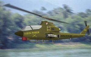 【送料無料】模型車 モデルカー スポーツカー コブラヘリコプター148 ah1 g cobra helicopter us army widow maker