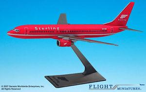 【送料無料】模型車 モデルカー スポーツカー スターリングリゾーツスターリングボーイングsterling red boeing 737800 1200