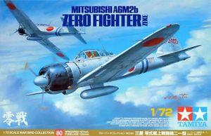 【送料無料】模型車 モデルカー スポーツカー タミヤファイターtamiya 172 aereo mitsubishi a6m2b zero fighter zeke 60780