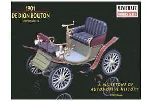【送料無料】模型車 モデルカー スポーツカー アカデミードディオンタイプacademy minicraft 116 auto de dion bouton 1901 art 11206