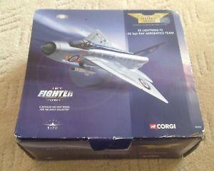 【送料無料】模型車 モデルカー スポーツカー コーギーアーカイブcorgi aviation archive fe lightning f2 92 sqn raf, boxed limited edition