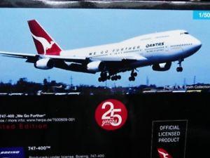 【送料無料】模型車 モデルカー スポーツカー カンタスボーイング1500 herpa qantas boeing 747400 we go further 500609001