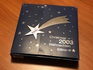 【送料無料】模型車 モデルカー スポーツカー クリスマスエディションherpa wings christmas 2003 calendario edition iii