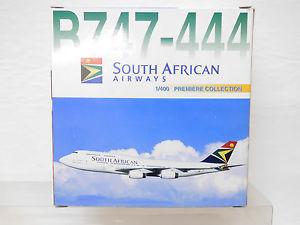 【送料無料】模型車 モデルカー スポーツカー ドラゴンアフリカmes53493dragon 1400 boeing 747 south african sehr guter zustand