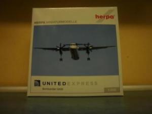 【送料無料】模型車 モデルカー スポーツカー ユナイテッドエクスプレスherpa wings 1200 q400 united express 555463