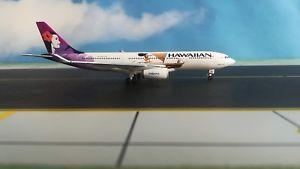 【送料無料】模型車 モデルカー スポーツカー ハワイアナカタログjcwings jc5120 hawaiian a330200 n391ha moana amp; herpa wings katalog 1500