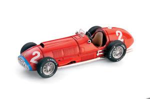 【送料無料】模型車 モデルカー スポーツカー フェラーリ#アスカリイタリアハムferrari 375 f1 2 aascari gp italia 1951 brumm 143 r191