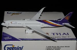 【送料無料】模型車 モデルカー スポーツカー ジェミニジェットタイgemini jet 1400 b7879 thai international hstwa