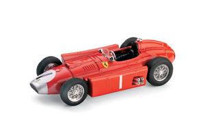 【送料無料】模型車 モデルカー スポーツカー フェラーリ#グラングランプリハムferrari d50 f1 1 jmfangio gp gran bretagna 1956 brumm 143 r076